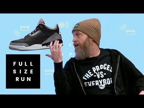 The World's Oldest Sneakerhead Gets Mad | Full Size Run