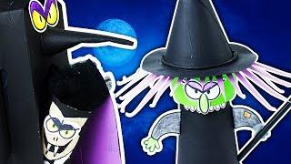 4 Scary Life Hacks Easy DIY | Halloween on Box Yourself