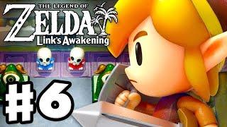 The Legend of Zelda: Link's Awakening - Gameplay Part 6 - Color Dungeon! (Nintendo Switch)