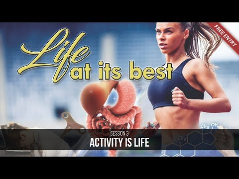 Life At Its Best 10 - Activity is Life by Barbara O'Neill