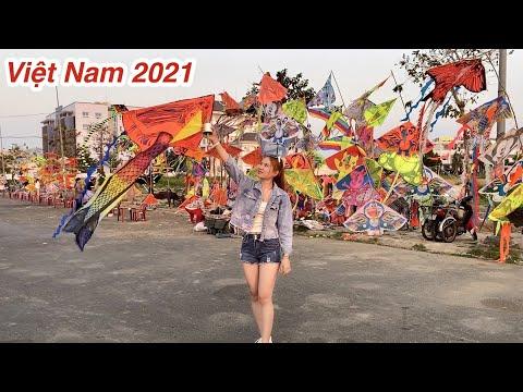 THẢ DIỀU Ở VIỆT NAM NĂM 2021,Nhộn Nhịp Phong Trào Thả Diều Của Người Việt