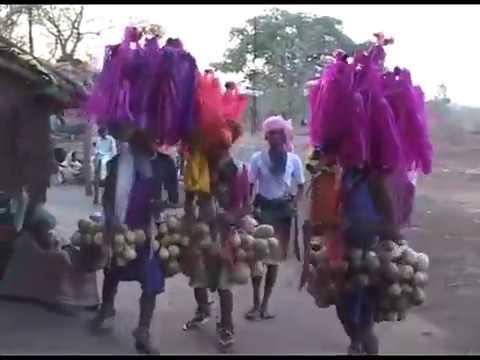 Aadivasi Tribal Festival Holi Nandurbar in Maharashtra