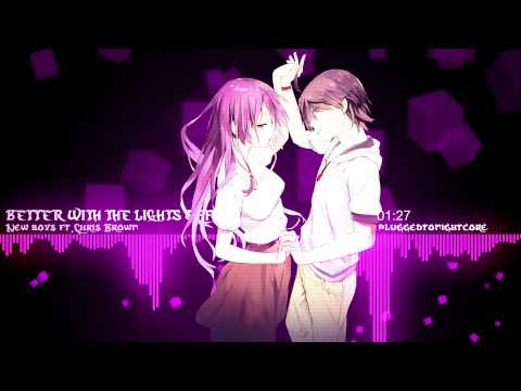 [Nightcore] Better With The Lights Off