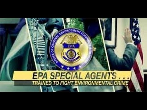 EPA SPENDS MILLIONS PER YEAR ON MILITARY EQUIPMENT SO THEY CAN ENFORCE AGENDA 21 ON YOU