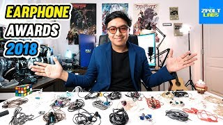 🔥 EARPHONE AWARDS 2018 - Best IEM and Earbuds of the Year! 🔥