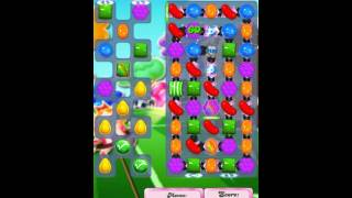 Candy Crush Level 1437 20 moves
