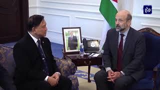 الرزاز يبحث مع وفد تايلندي من مجلس الشيوخ التعاون بين البلدين
