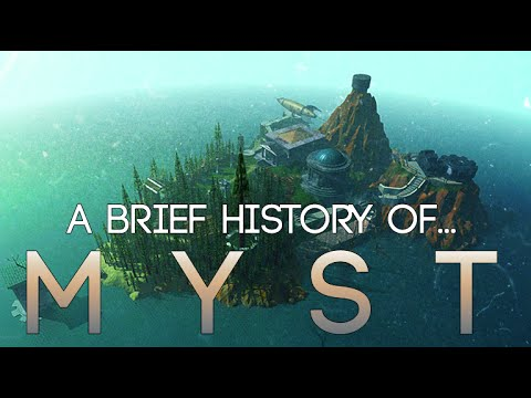 A Myst cinematic universe is coming