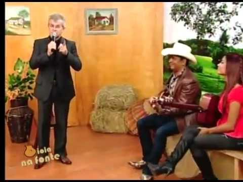 Tião Lima - Sou Teu Deus -  No  Programa Viola Na Fonte