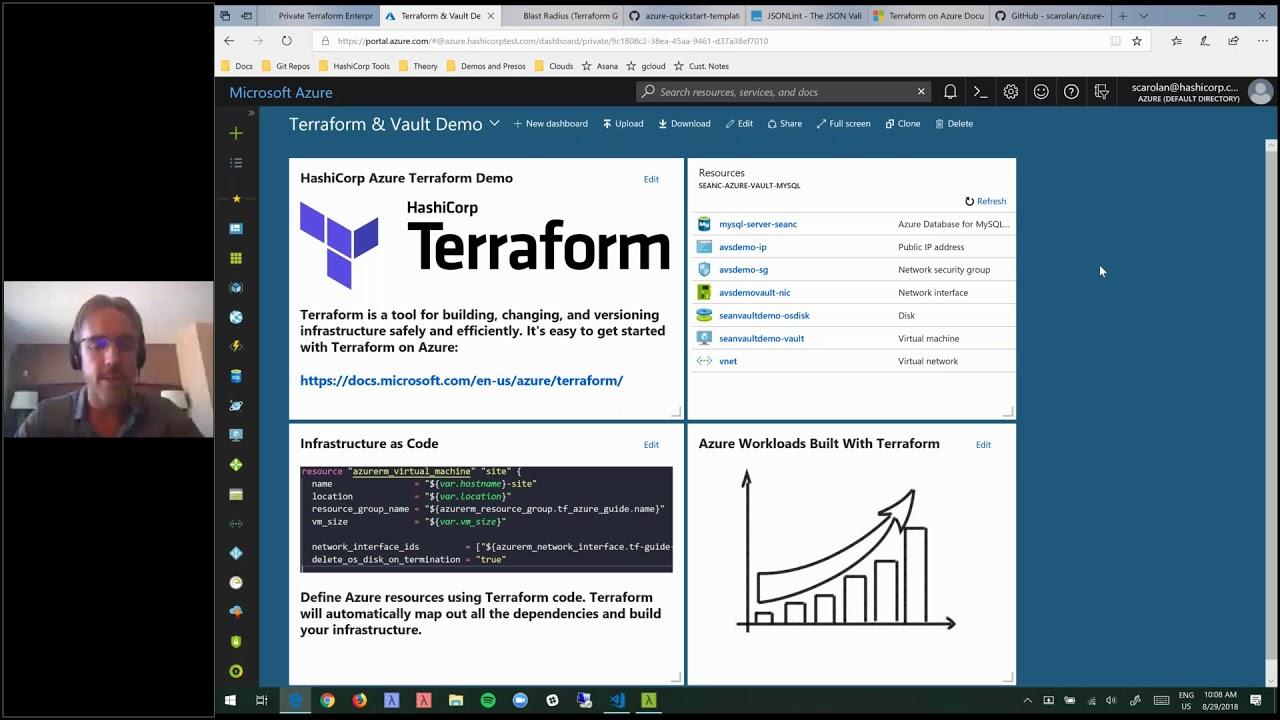 Solutions Engineering Hangout: Terraform on Azure for Beginners