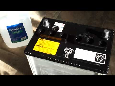 Preventive Maintenance of Lead Acid Batteries