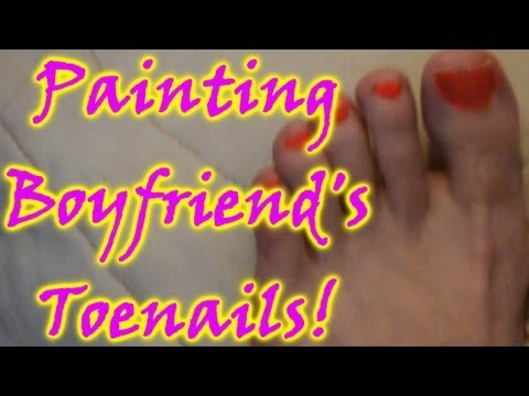 How to make your boyfriend crossdress : Step 2 : Nail Polish from YouTube · Duration:  5 minutes 9 seconds