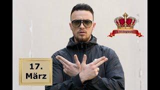 TOP 20 Deutschrap Single Charts | 17. März 2018
