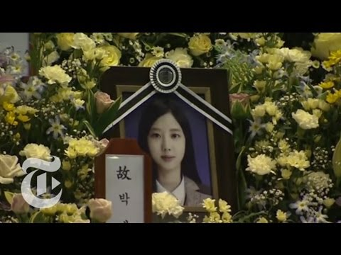 Ferry Disaster 2014: South Korea President Apologizes 'With a Heavy Heart'   The New York Times