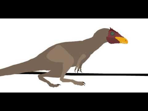 Prehistoric Field: Alioramus vs Young Baryonyx