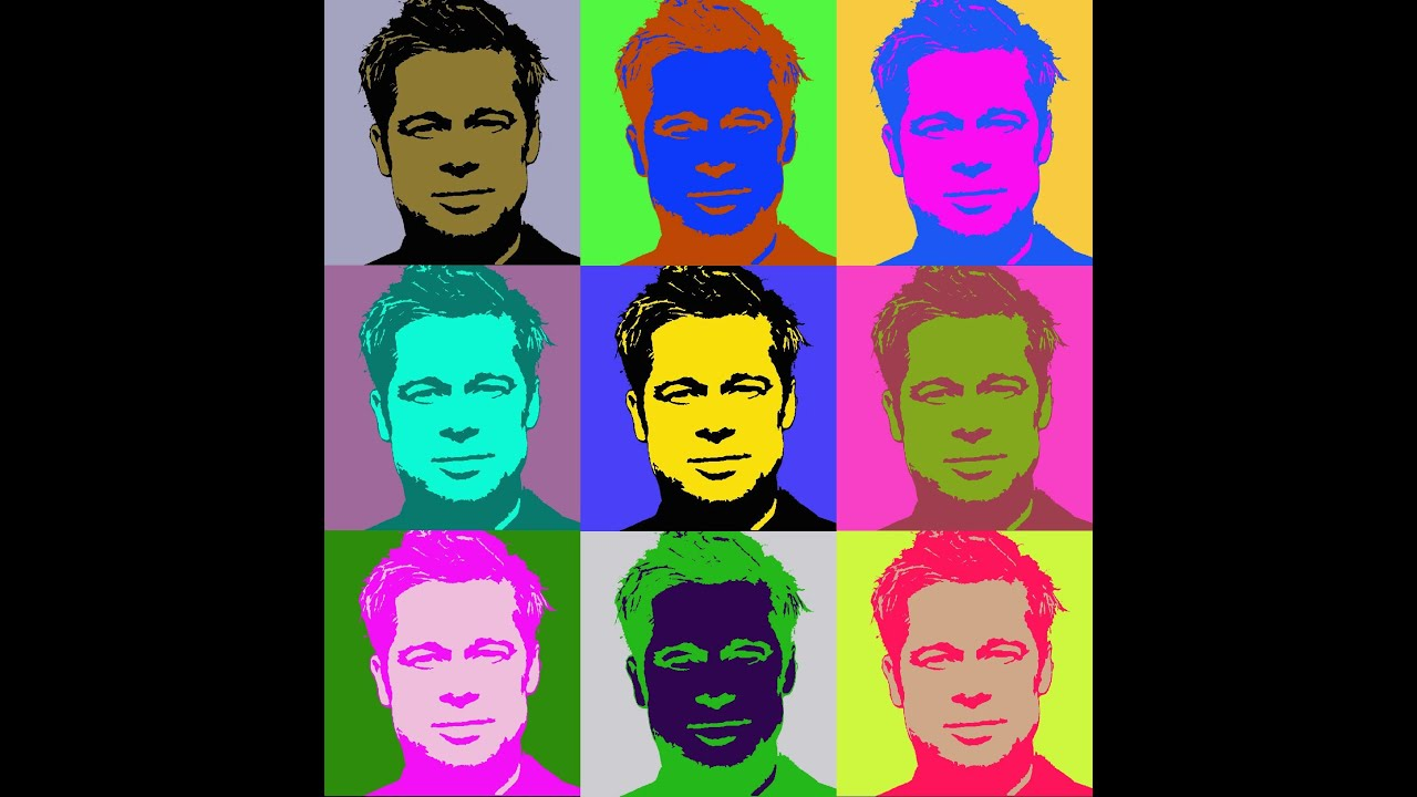 Photoshop effetto andy warhol tutorial 33 youtube for Foto effetto andy warhol