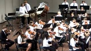 "Jupiter-Bringer of Jollity (from ""The Planets"")   Gustav Holst/arr. Leidig"