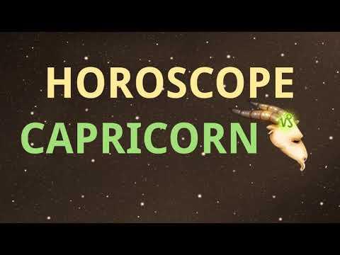 #capricorn Horoscope December 14, 2017 Daily Love, Personal Life, Money Career