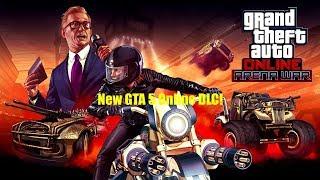 GTA 5 Online Brand New Arena War DLC Coming December 11! 12/11 Stream Tommarow 5:00 am EST