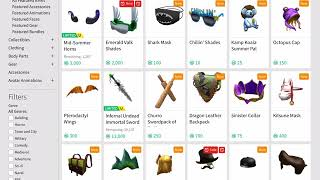Buying the Emerald Valk Shades!! ( ROBLOX MEMORIAL DAY SALE)