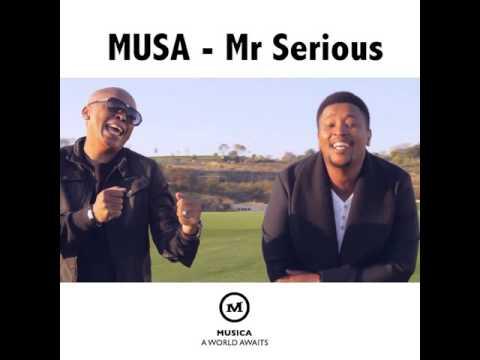 Musa's Mr. Serious Album Teaser