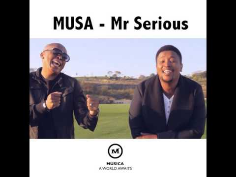 Musa's Mr. Serious Album Teaser