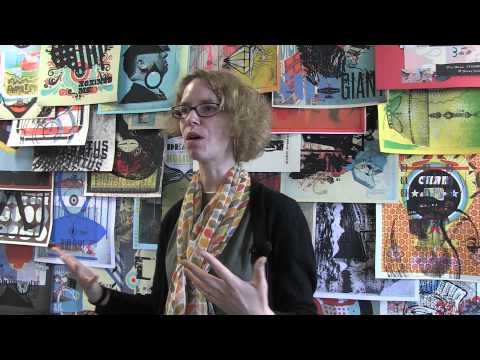 Curator's Tour of Graphic Design—Now in Production