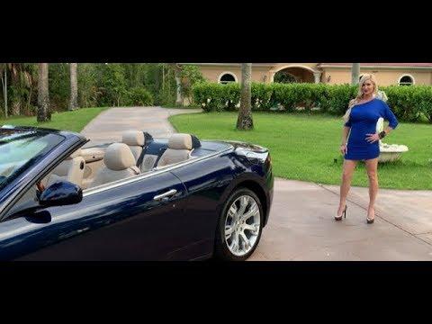 Super Exotic Maserati GranTurismo FOR SALE! Review W/MaryAnn Listing: AutoHausNaples.com