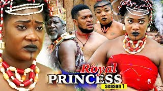 Royal Princess Season 1 - Mercy Johnson 2018 Latest Nigerian Nollywood Movie Full HD
