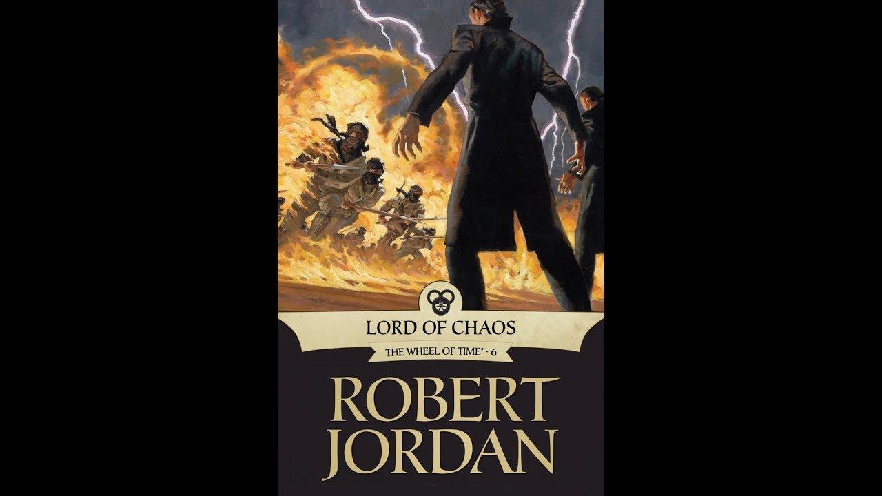 of lord audio jordan robert book chaos