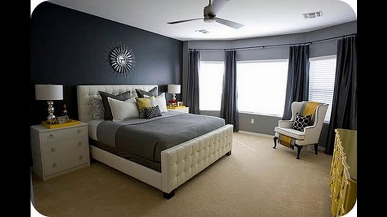 Ideas de decoracin gris dormitorio principal  YouTube