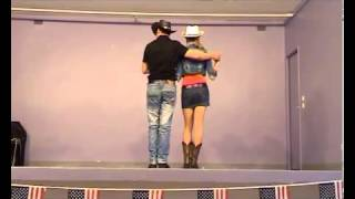 One more last chance country dance couple