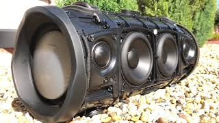 Download Hard bass test - JBL Xtreme 2 Mp3 and Videos