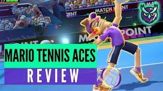 Mario Tennis Aces Nintendo Switch Review
