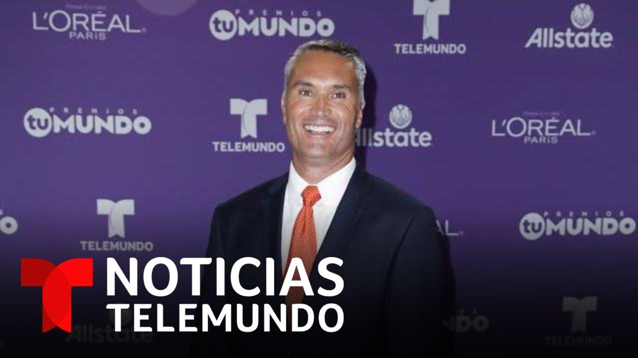 Fallece presentador de Telemundo, Edgardo del Villar