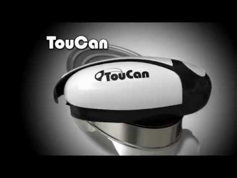 Official Toucan Opener Canada Eorlds Easiest Hands Free Can