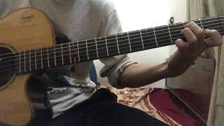 Biệt Khúc Chờ Nhau (Tân dòng sông ly biệt OST) - (Acoustic Guitar Solo)