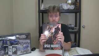 New Space Marine Codex Review- Part 2 - HQ Choices