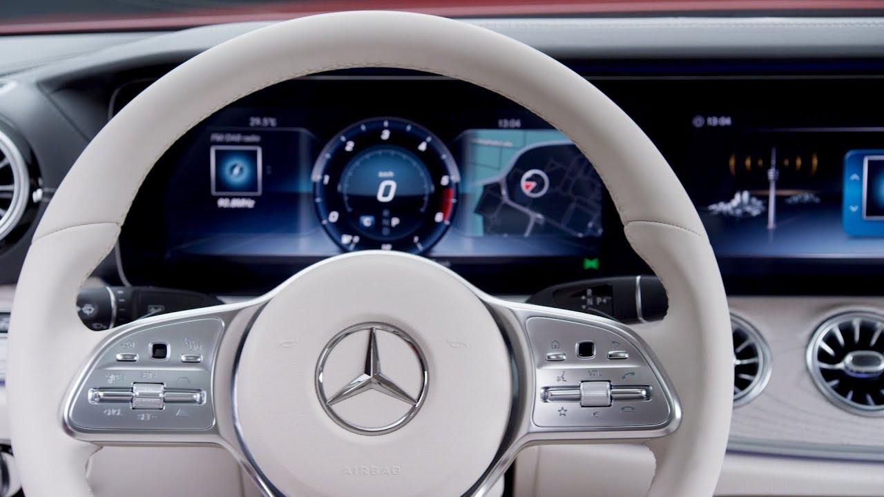 Mercedes Gle 350 4matic >> 2018 Mercedes Benz CLS 450 Interior - YouTube
