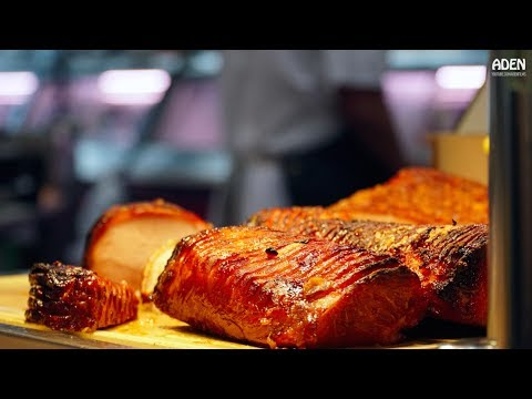 Street Food in Canada - St. Lawrence Market in Toronto