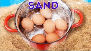38 COOL HACKS WITH EGGS