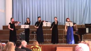 Филармония.Кишинев. Концерт музыкального лицея им С. Рахманинов