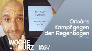 Markus Barth – Orbáns Kampf gegen den Regenbogen