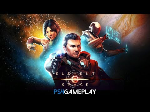 Element Space Gameplay (PS4 HD)