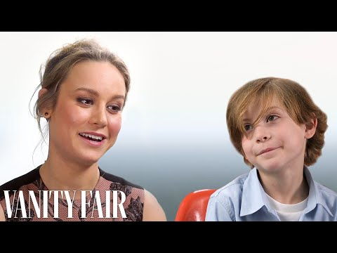 How Room's Brie Larson and Jacob Tremblay Bonded over Star Wars
