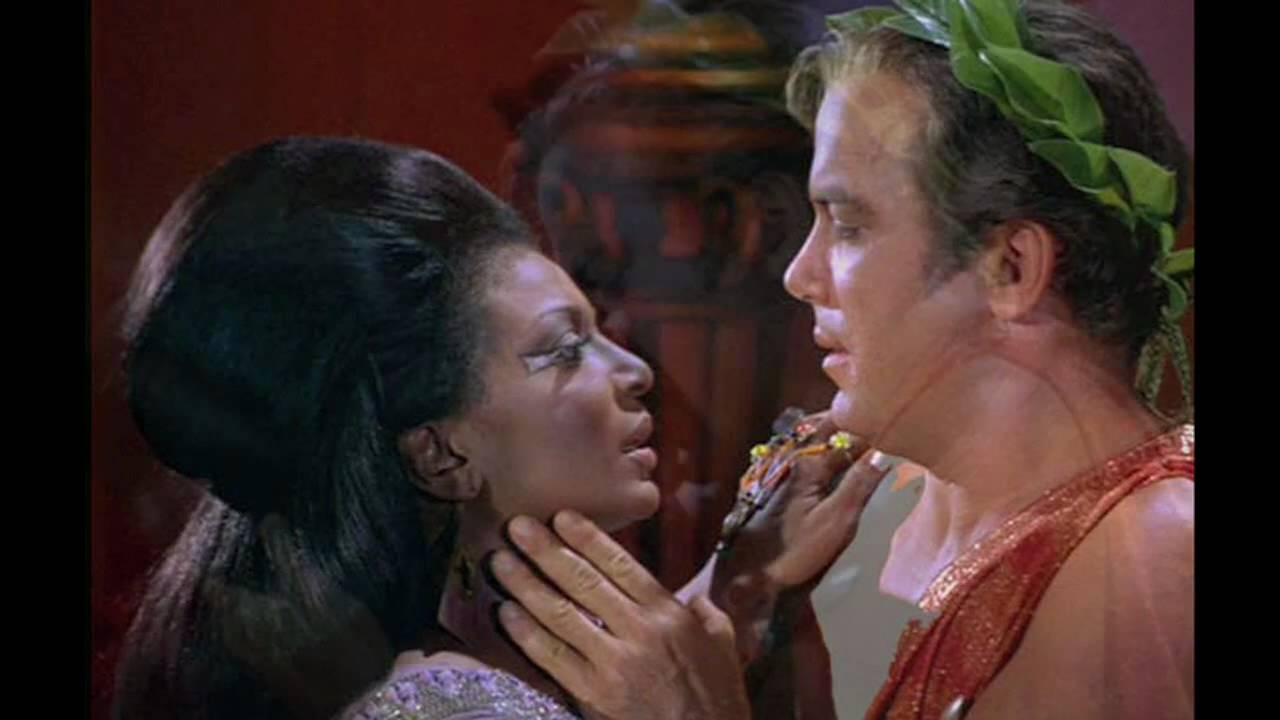 Apologise, but, first interracial love scene in movie nonsense!