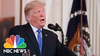 Donald Trump On His Tax Returns: \'They\'re Under Audit, People Wouldn\'t Understand Them\' | NBC News
