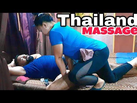 Foot Reflexology by Thai Massues. Thailand | Foot massage | Relaxing | ASMR