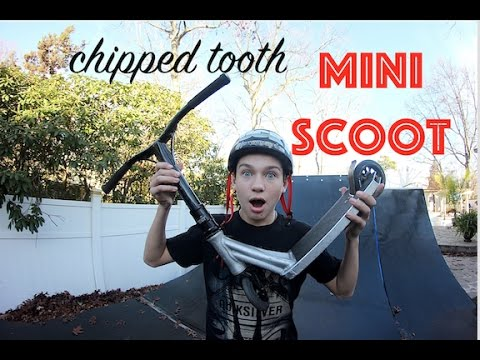MINI SCOOT GAME OF SCOOT/BANGERS (Chipped Tooth)
