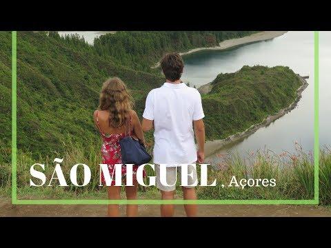 5 dias em SÃO MIGUEL, Açores. Uma viagem incrível!!